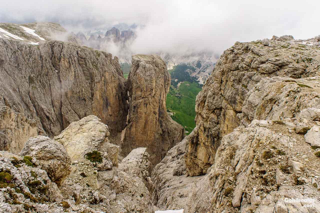 Above Val Setus