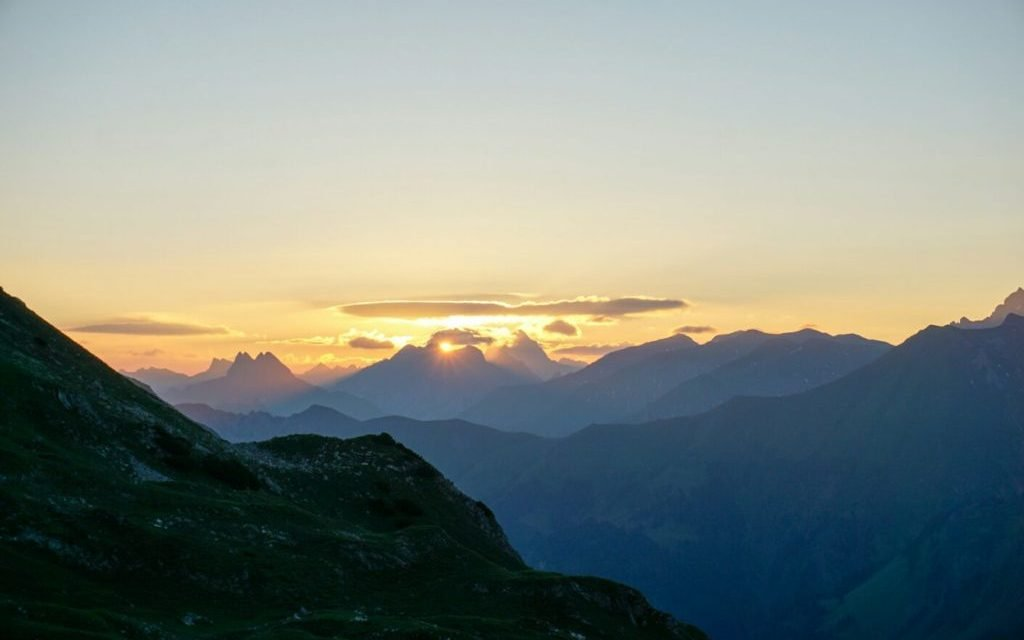Reporting From the Trail – Oberstdorf to St. Anton via Lech