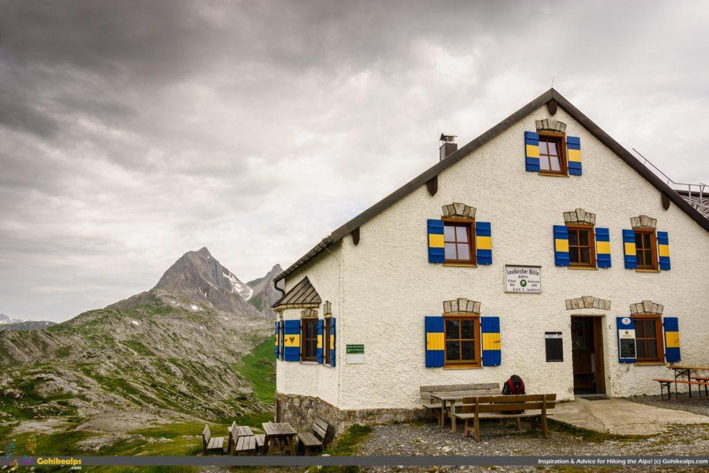 Leutkircher Hütte
