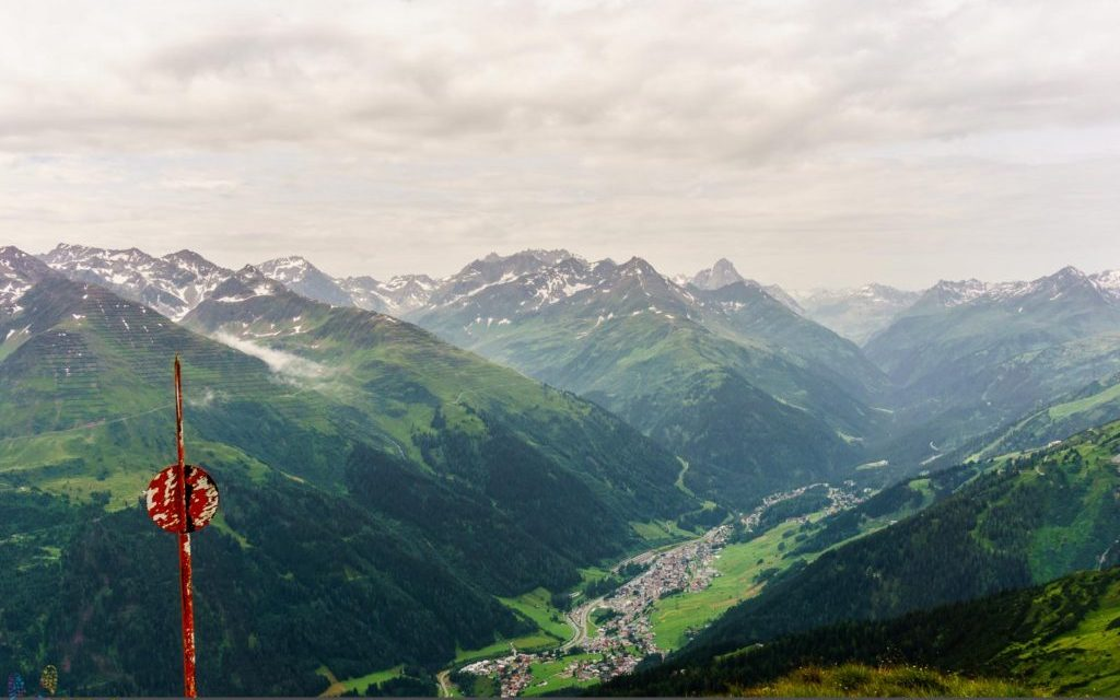 St. Anton am Arlberg – Basecamp for Vorarlberg Hiking!