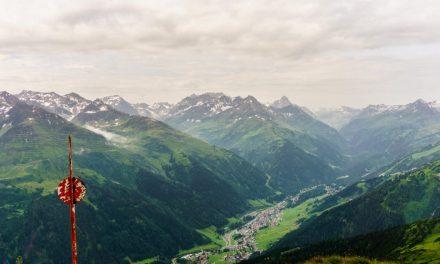 St. Anton am Arlberg – Basecamp for Vorarlberg Hiking!