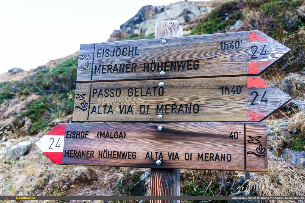 Meraner Höhenweg Planning Guide