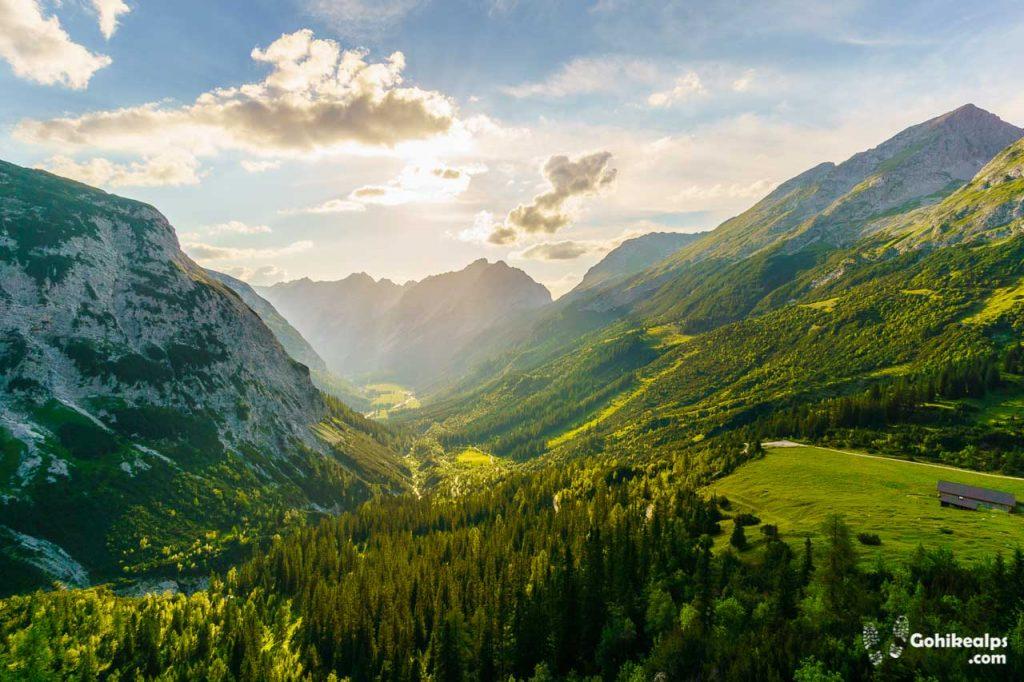 Karwendel Valley